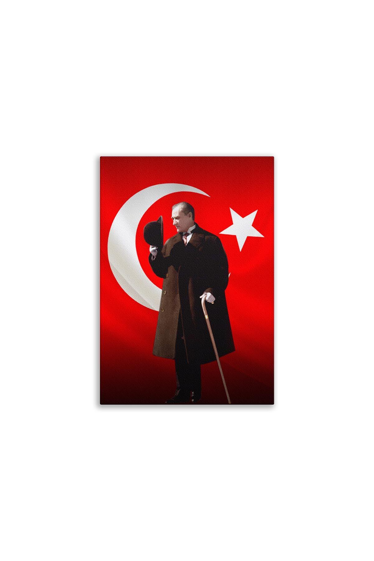 Ataturk Canvas Board | Printed Canvas Board | Customized Canvas Board