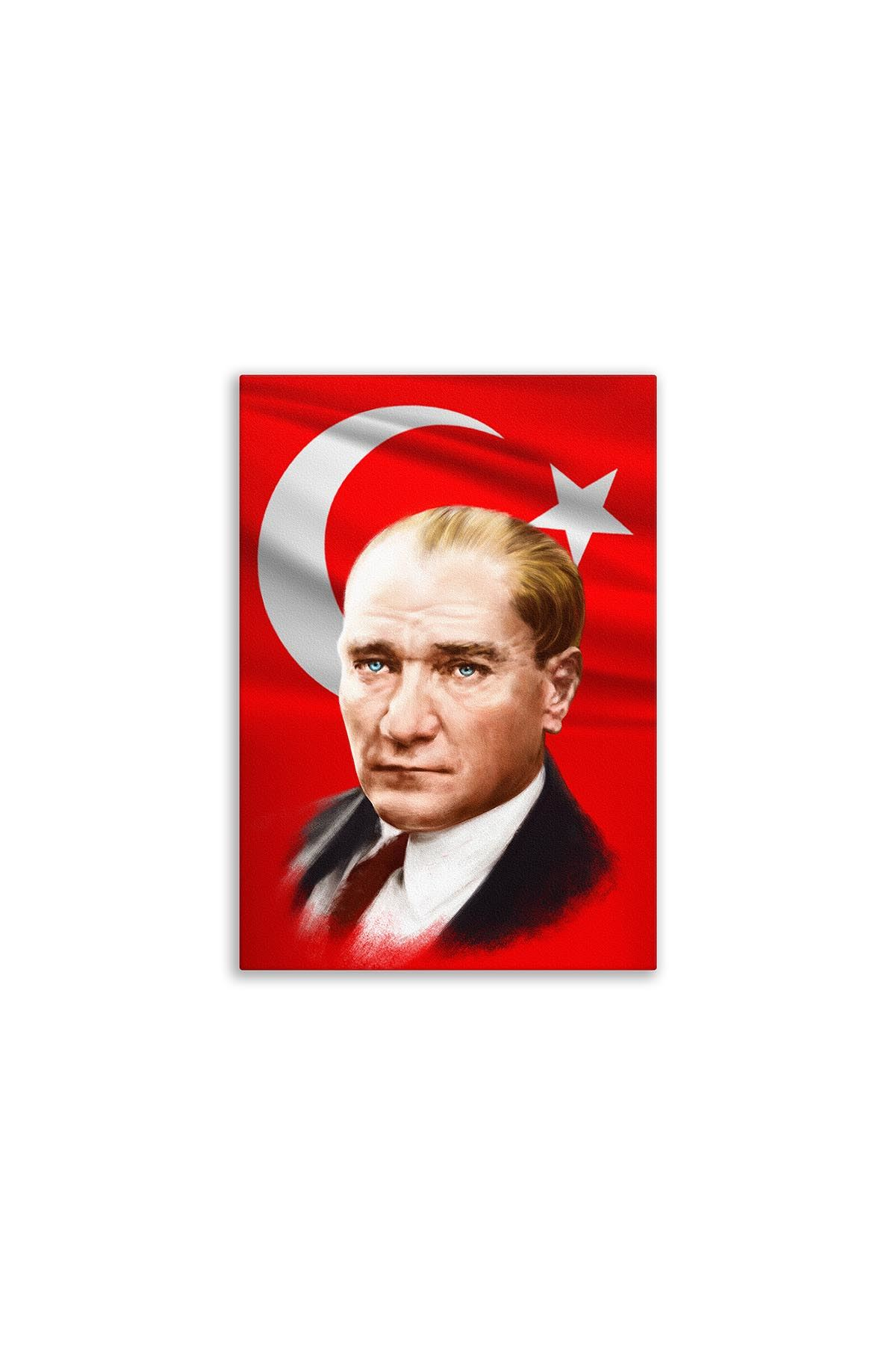 Ataturk Canvas Board | Printed Canvas Board | Customized Canvas Board