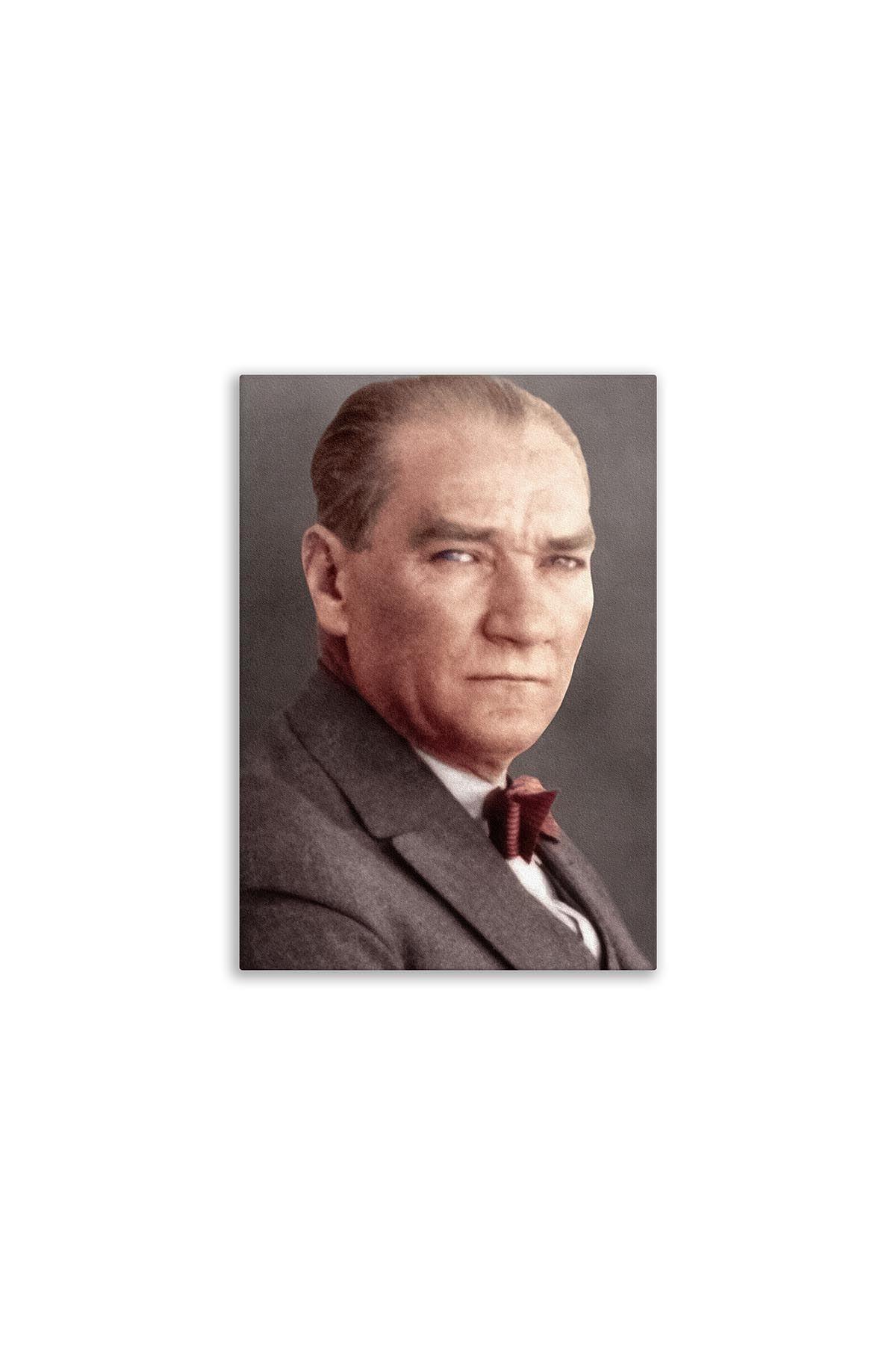 First Turkish President M.Kemal Ataturk Canvas Board |Printed Canvas Board | Customized Canvas Board